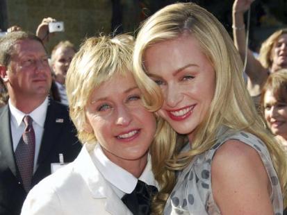 Ellen DeGeneres i Portia de Rossi pobrały się