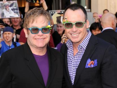 Elton John chce mieć drugie dziecko
