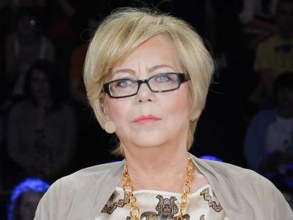 Elżbieta Zapendowska: Tylko bez lukru
