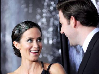 Emily Blunt i John Krasinski pobrali się