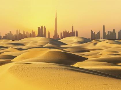 Emiraty Arabskie to nie tylko Dubaj i Abu Dhabi