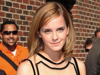 Emma Watson księżniczką