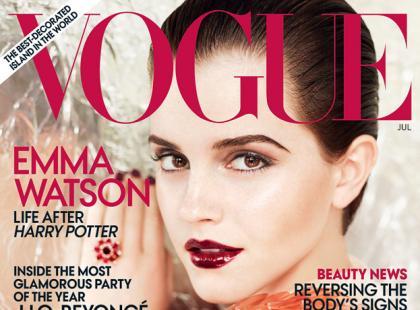 Emma Watson - najpiękniejsza twarz 2011 roku!