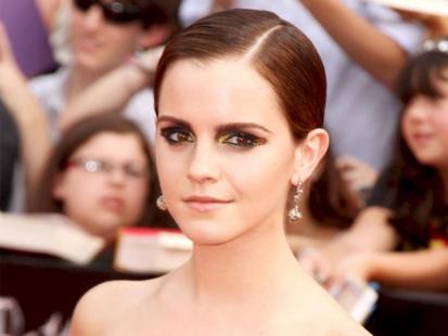 Emma Watson w dwóch odsłonach