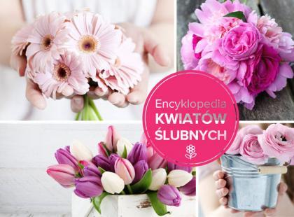 Encyklopedia kwiatów ślubnych