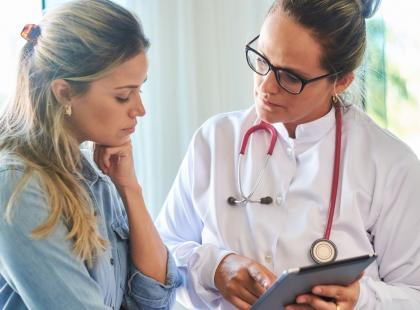 Endometrium dyshormonoticum – co robić, gdy dostaniesz taki wynik badania?
