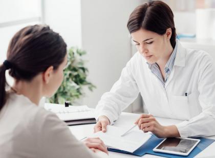 """""""Endometrium in stadio proliferationis"""" – co oznacza taki wynik badania?"""