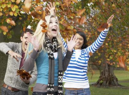 Energia na jesień