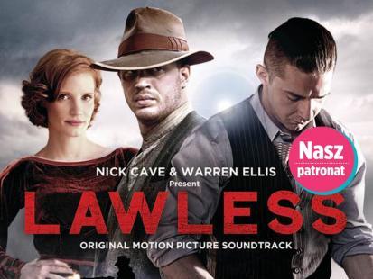 Epicka ścieżka dźwiękowa Nicka Cave'a i Warrena Ellisa