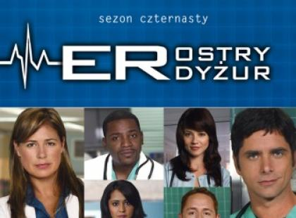 ER Ostry dyżur sezon 14 już na DVD