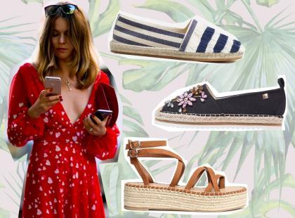 Espadryle, czyli modna, wygodna i stylowa alternatywa dla sandałów