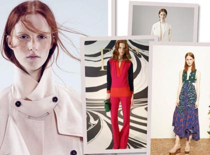 Eteryczny rudzielec z Polski podbija świat mody