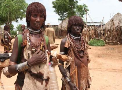 Etiopia - Wyprawa Artura Żmijewskiego