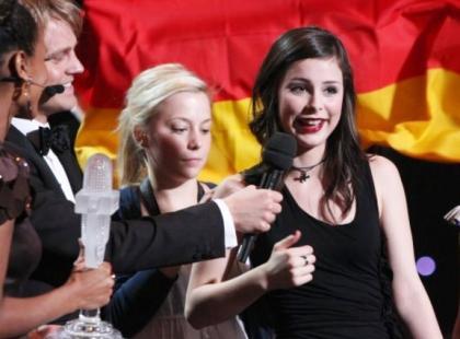 Eurowizja: Niemiecka reprezentacja zebrała laury