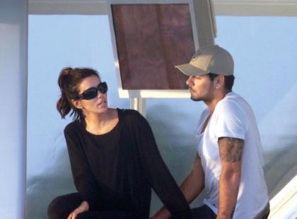 Eva Longoria i Eduardo Cruz - Wspólny rejs