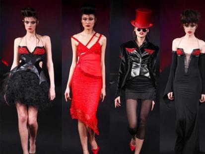 Eva Minge wiosna/lato 2011 pokaz haute couture