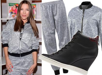 Ewa Chodakowska stawia na adidas Originals