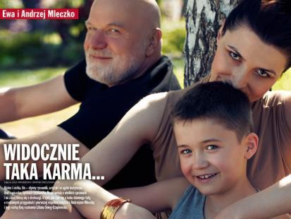 Ewa i Andrzej Mleczko - Widocznie taka karma...