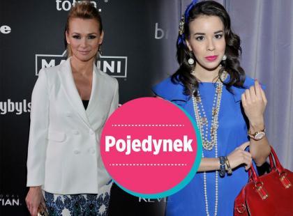 Ewa Pacuła i Macademian Girl w takich samych spodniach. Która lepiej? [sonda]