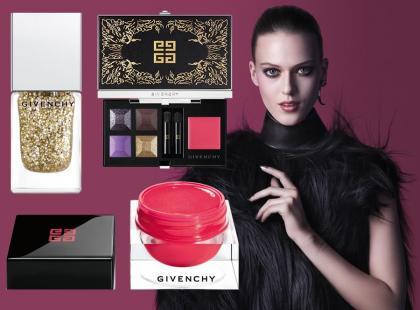 """""""Extravagancia"""" - kolekcja makijażu na jesień od Givenchy"""