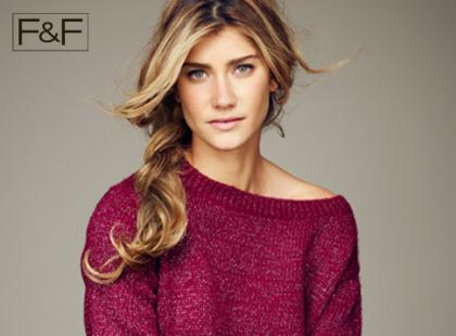 F&F - jesienny lookbook 2012