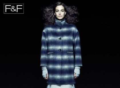 F&F - lookbook na sezon jesienno-zimowy 2013/14