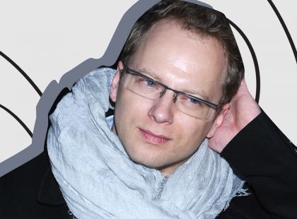 Facet na weekend: Maciej Stuhr