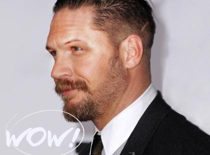 Facet na weekend: Tom Hardy