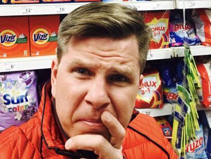 Facet na zakupach i to w niedzielę na pół godziny przed zamknięciem sklepu? To nie może się udać! Jak poszło Filipowi?