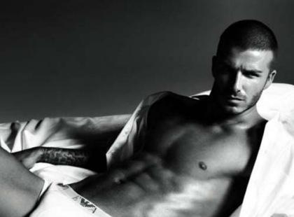 Fantazje seksualne kobiet: Seks z Beckhamem?