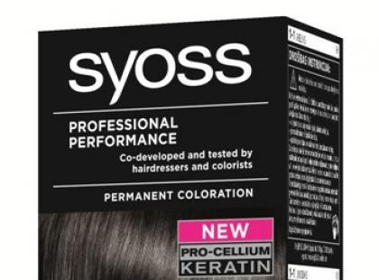 Farba do włosów - Syoss