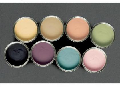 Farby - zmany w liniach kolorystycznych