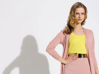 Farina Rosa - kolekcja wiosna/lato 2011