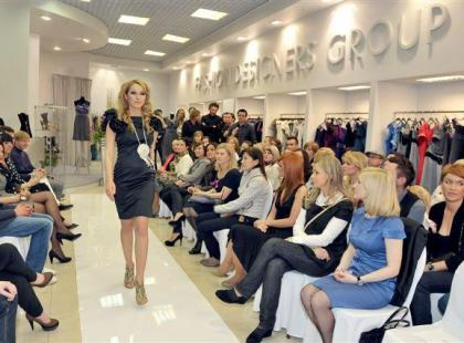 Fashion Designers Group: nowy butik