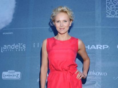 Fashion Week Poland 2011: Gwiazdy na pokazie Łukasz Jemioła