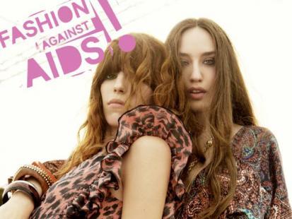 Fashon Against AIDS: nowa kolekcja w H&M