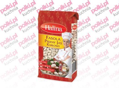 Fasole marki Halina