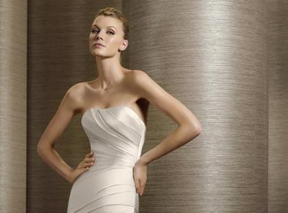 Fason syrena w sukniach ślubnych