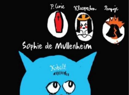 """""""FBI i dziewięć kocich żywotów"""" Sophie Mullenheim"""