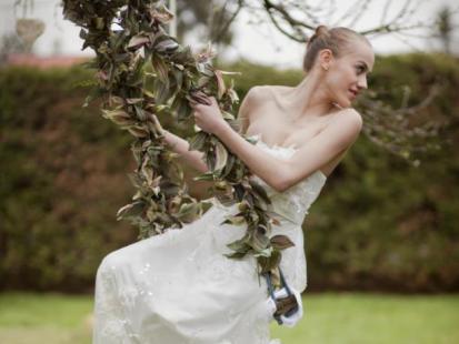 Femini - suknie ślubne na lato 2011