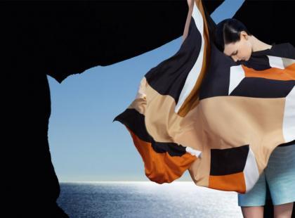 Fendi na wiosnę w obiektywie Lagerfelda