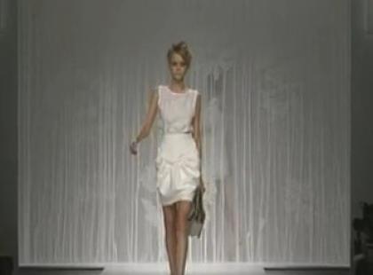 Fendi wiosna/lato 2010 - Pokaz kolekcji damskiej