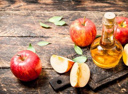Fenomen octu jabłkowego - stosowanie i audio komentarz dietetyka