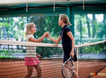 Ferie zimowe w Warszawie - zajęcia tenisowe dla dzieci