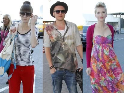 Festiwal TOPTrendy 2012 - Gwiazdy w Sopocie