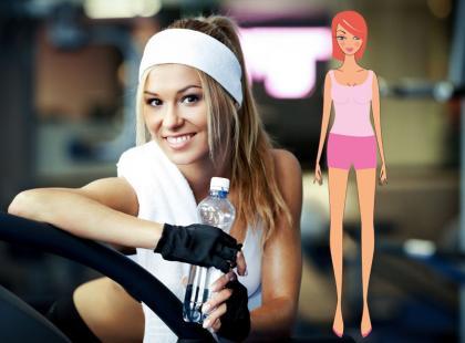 Figura kolumna: tak powinnaś ćwiczyć!