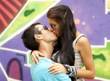 Filematologia - nauka o całowaniu