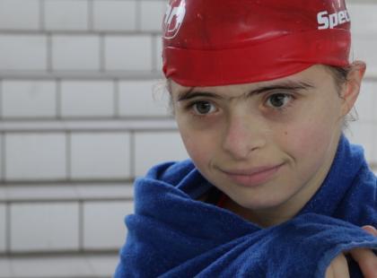 Filigranowa 18-latka, która jest dowodem na potęgę ludzkiej woli i determinacji. Teraz Polka! Kinga Iwańska
