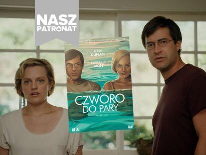 """Film """"Czworo do pary"""" już na DVD!"""