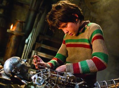Film Hugo i jego wynalazek